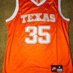 Texas Ncaa basketball jersey